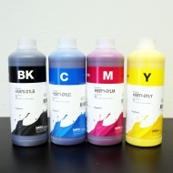 Refill Ink for HP 970 971 Inktec 1000ml 4color Pigment ink Set