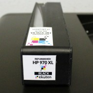 HP 970XL (CN625AM) BLACK Refurbished Cartridge