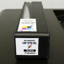 HP 970XL (CN625AM) BLACK Refurbished Cartridge