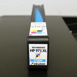HP 971XL(CN626AM) CYAN Refurbished Cartridge