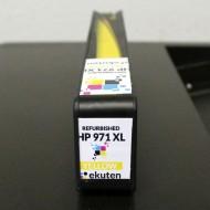 HP 971XL(CN628AM) YELLOW Refurbished Cartridge