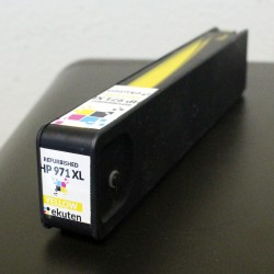 HP 971XL(CN628AM) YELLOW Refurbished Cartridge