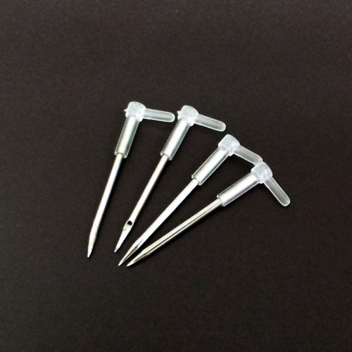 conector needle with elbow connector for CISS (4 pcs)