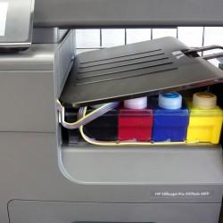 2 Liter 970 CISS for HP Officejet Pro X451dn, 451dw, X476dn, X476dw, X551dw, X576dn, X576dw - HP 970 CISS