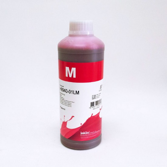 Refill 1000ml Ink for HP 951 Magenta Cartridges and CISS - Pigment ink