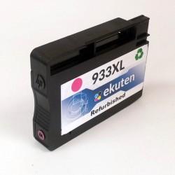 HP 933XL Magenta Refurbished Cartridge