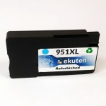 HP 951XL Cyan Refurbished Cartridge