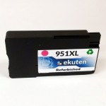 HP 951XL Magenta Refurbished Cartridge