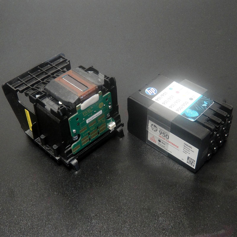 New HP 950, 951 Genuine Printhead + Setup Cartridge - Hp officejet pro  8100, 8600, 8610, 8620, 8625, 8630
