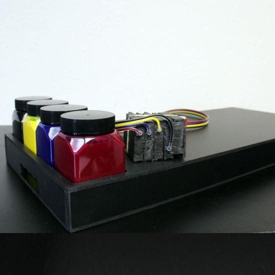 Super 1400 CISS for HP Officejet Pro 8100 8600 8610 8615 8620 8625 8630 - HP 950 951