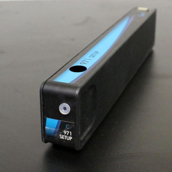 HP 970 CISS Replacement Cartridges - Cyan (ONLY CISS)