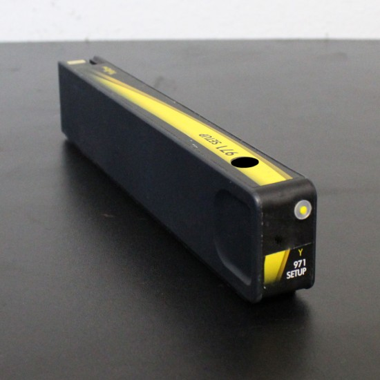 HP 970 CISS Replacement Cartridges - Yellow (ONLY CISS)