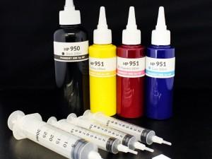 HP 952 952XL Genuine Cartridge Refill for HP 8710 8720 8730
