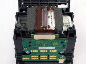 HP Officejet Pro 8100, 8600, 8610, 8615, 8620, 8630 Replacement Printhead Instruction