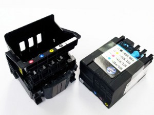 HP 952 Printhead Replacement for HP Officejet Pro 8710 8715 8720