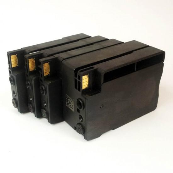 HP 932XL, 933XL Refurbished 4 Color Cartridges Pack